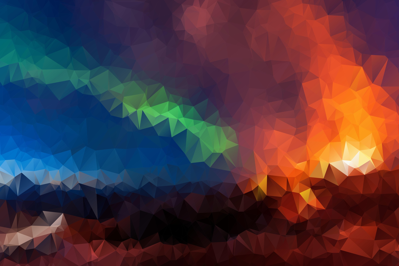 70508 Hintergrundbild herunterladen Mehrfarbig, Motley, Textur, Texturen, Geometrisch, Geometrische, Dreiecke, Mosaik - Bildschirmschoner und Bilder kostenlos