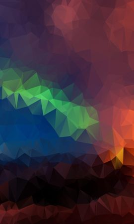 70508 Screensavers and Wallpapers Textures for phone. Download Textures, Texture, Triangles, Geometric, Mosaic, Multicolored, Motley pictures for free