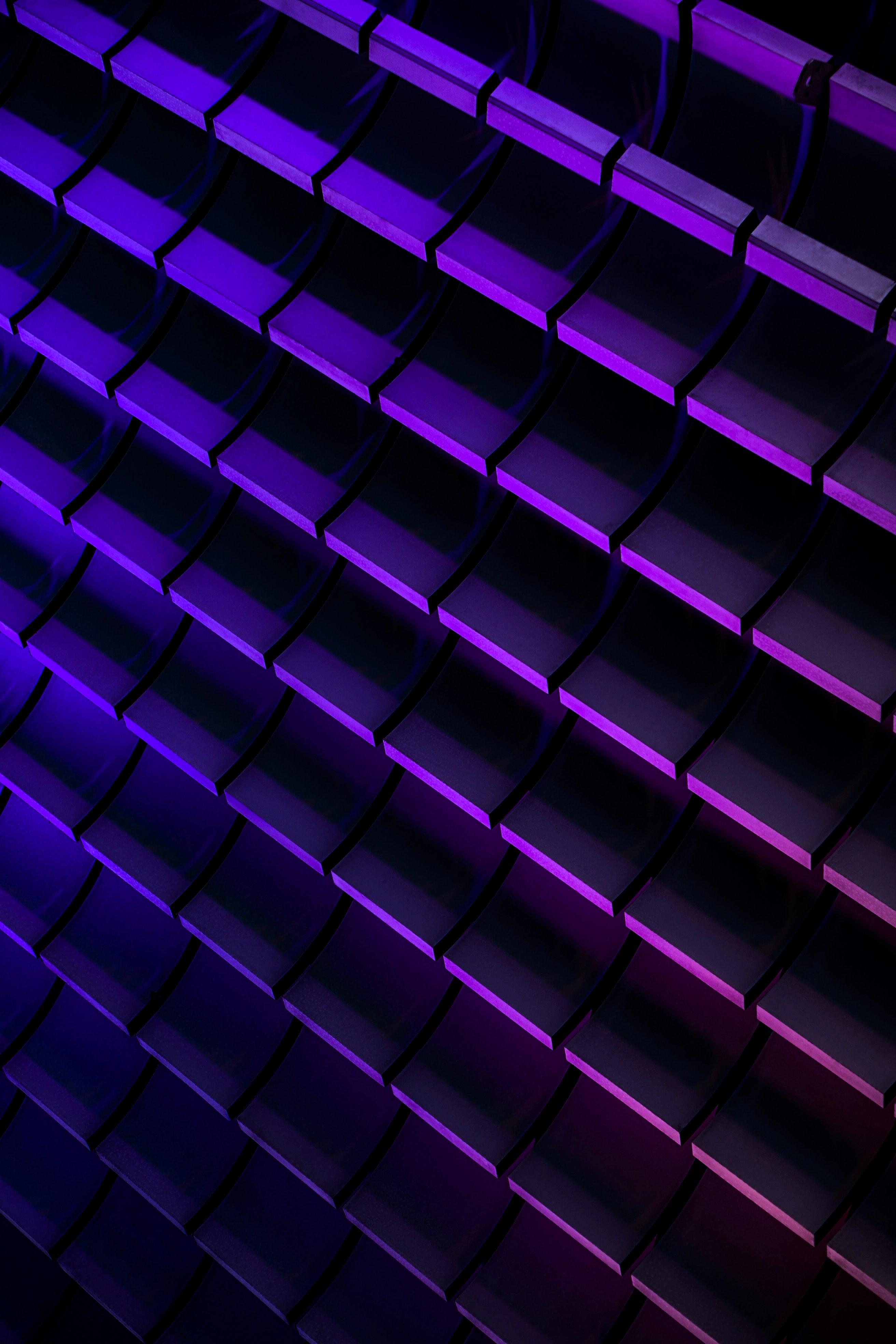 108960 Salvapantallas y fondos de pantalla Texturas en tu teléfono. Descarga imágenes de Texturas, Textura, Líneas, Lineas, Neón, Púrpura, Violeta gratis