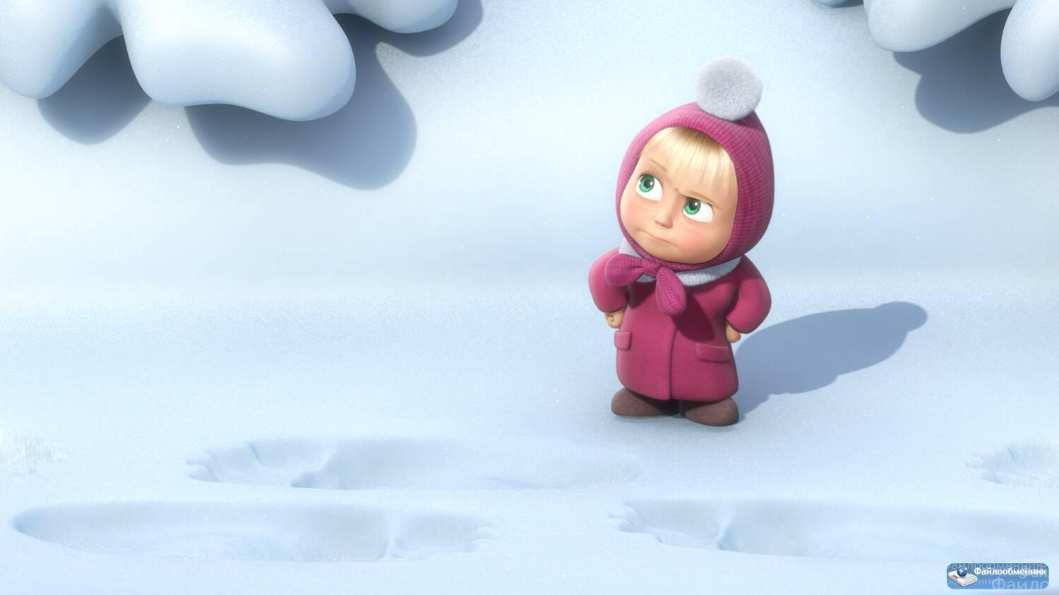 14539 Screensavers and Wallpapers Masha And The Bear for phone. Download Cartoon, Children, Masha And The Bear pictures for free