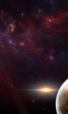 8087 скачать обои Фон, Планеты, Космос - заставки и картинки бесплатно
