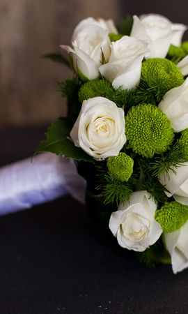 71158 Заставки и Обои Свадьба на телефон. Скачать Цветы, Букет, Свадьба, Счастье, Розы картинки бесплатно
