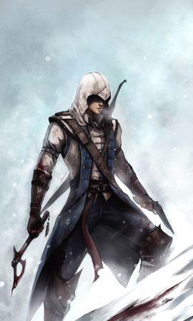 21242 télécharger le fond d'écran Jeux, Assassin's Creed, Dessins - économiseurs d'écran et images gratuitement