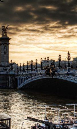 24181 скачать обои Пейзаж, Города, Река, Мосты, Лондон - заставки и картинки бесплатно