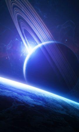 2139 завантажити шпалери Пейзаж, Фентезі, Планети, Космос - заставки і картинки безкоштовно