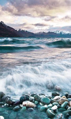 33641 скачать обои Пейзаж, Горы, Море - заставки и картинки бесплатно