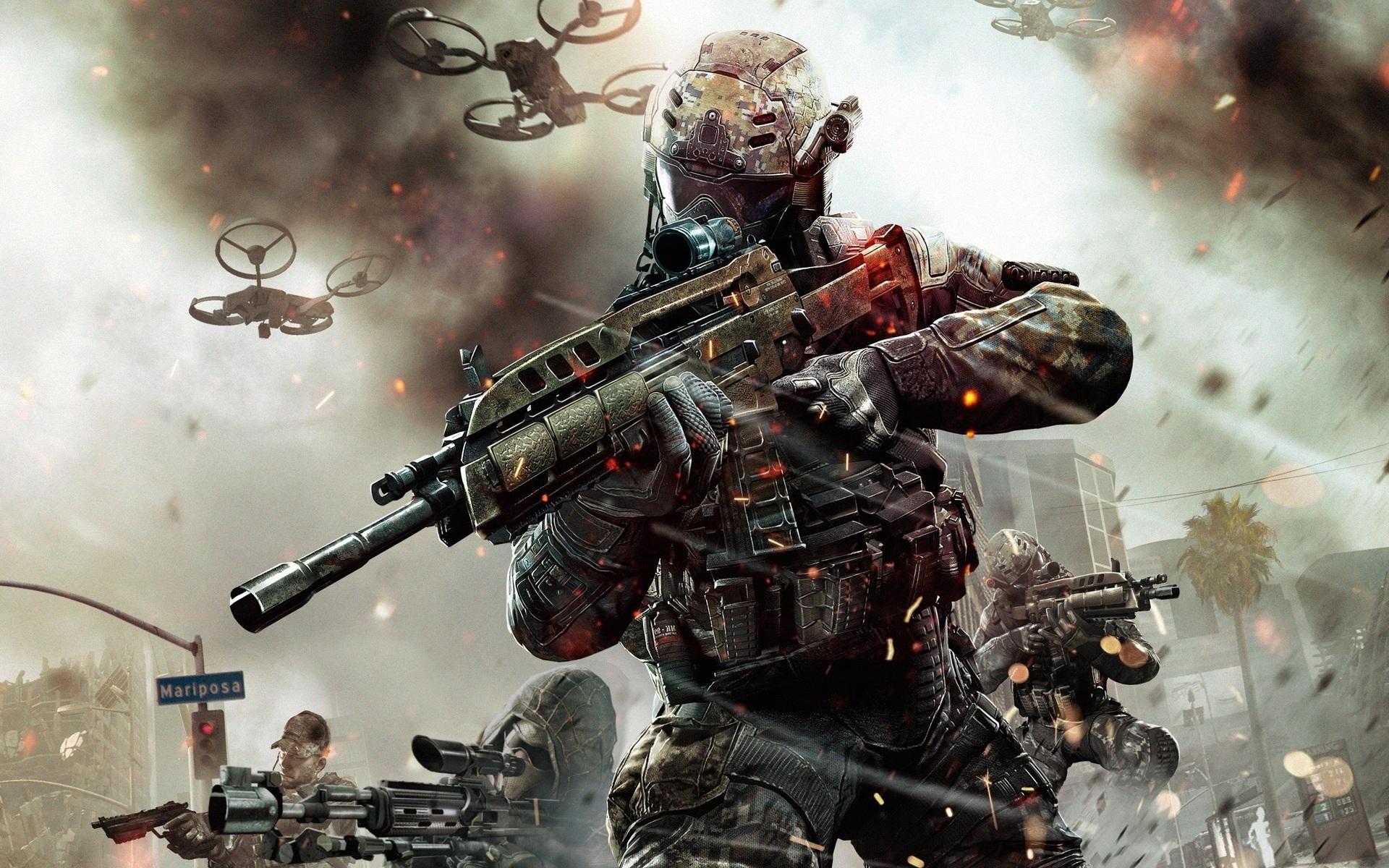 27631 Hintergrundbild herunterladen Spiele, Call Of Duty (Cod) - Bildschirmschoner und Bilder kostenlos
