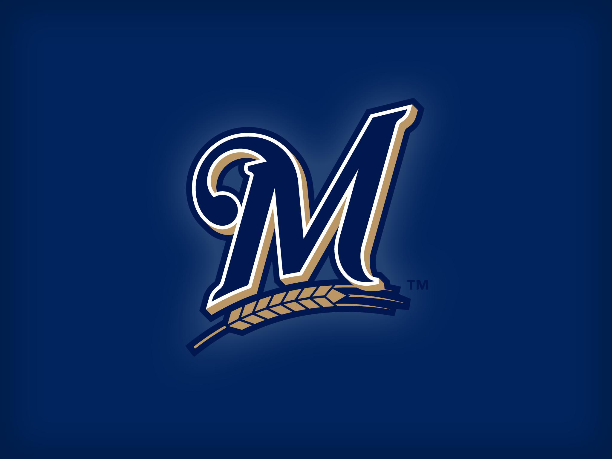 74360 скачать обои Спорт, Milwaukee Brewers, Бейсбол, Команда, Логотип - заставки и картинки бесплатно