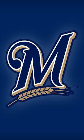 74360 descargar fondo de pantalla Deportes, Cerveceros De Milwaukee, Béisbol, Equipo, Logo, Logotipo: protectores de pantalla e imágenes gratis