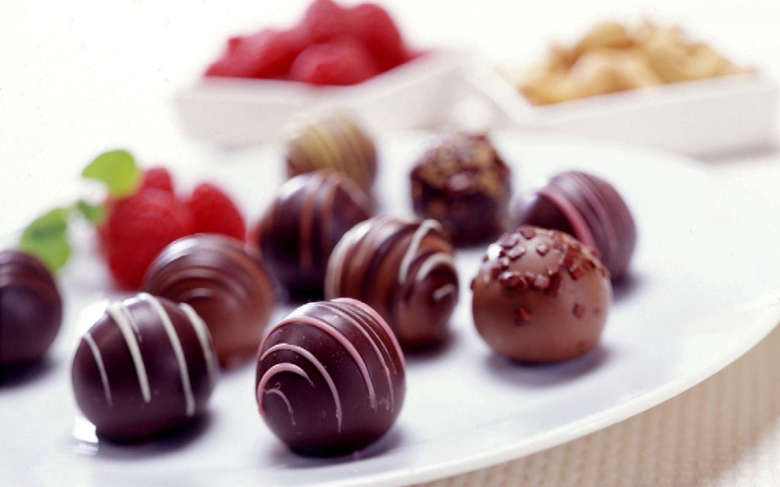 52633 скачать обои Еда, Шоколад, Глазурь, Конфеты - заставки и картинки бесплатно