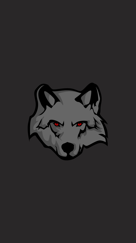 52244 Hintergrundbild herunterladen Kunst, Vektor, Raubtier, Predator, Wolf, Aufkleber - Bildschirmschoner und Bilder kostenlos