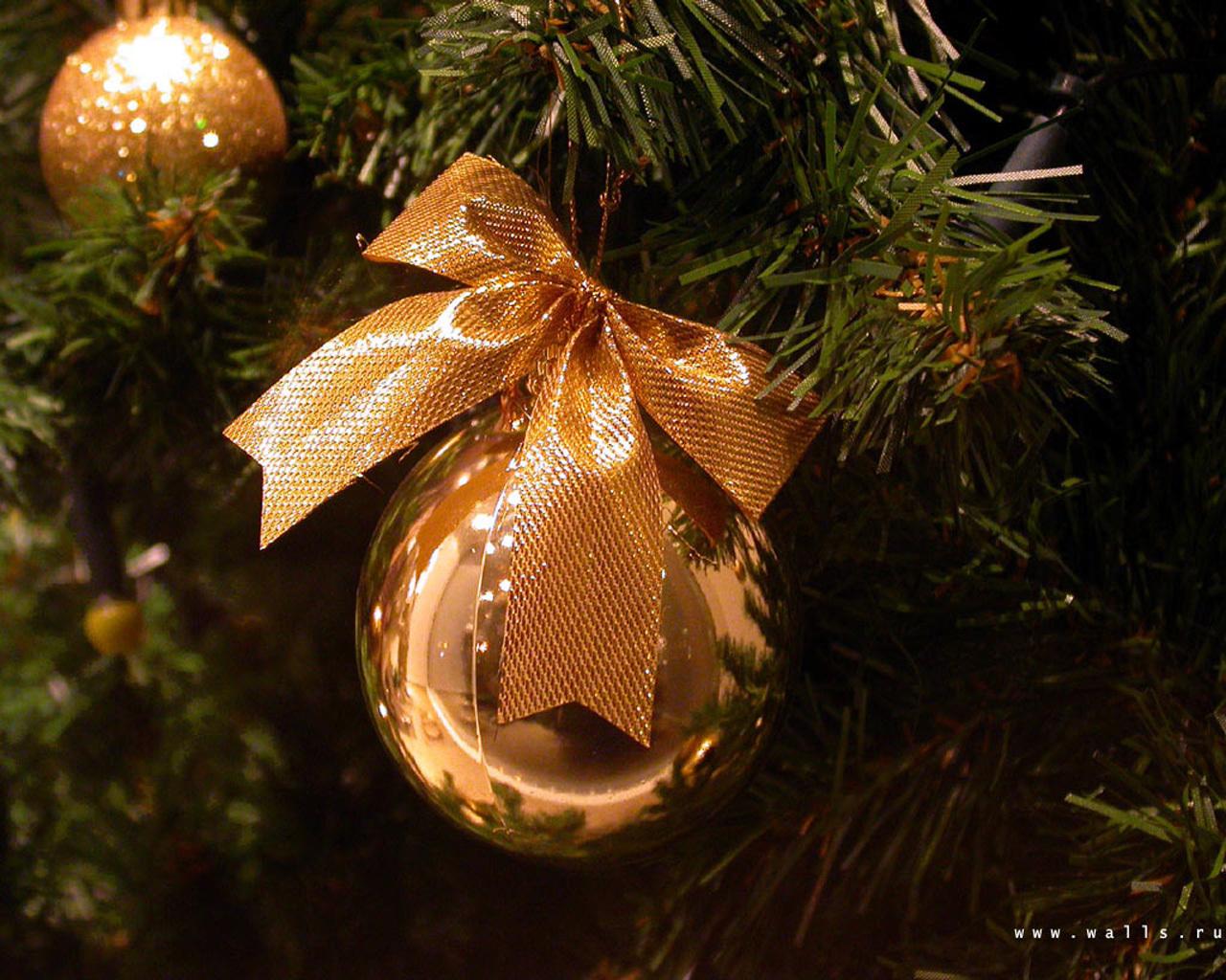 13438 скачать обои Праздники, Новый Год (New Year), Игрушки, Рождество (Christmas, Xmas) - заставки и картинки бесплатно