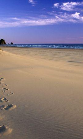 1301 скачать обои Пейзаж, Небо, Море, Пляж - заставки и картинки бесплатно