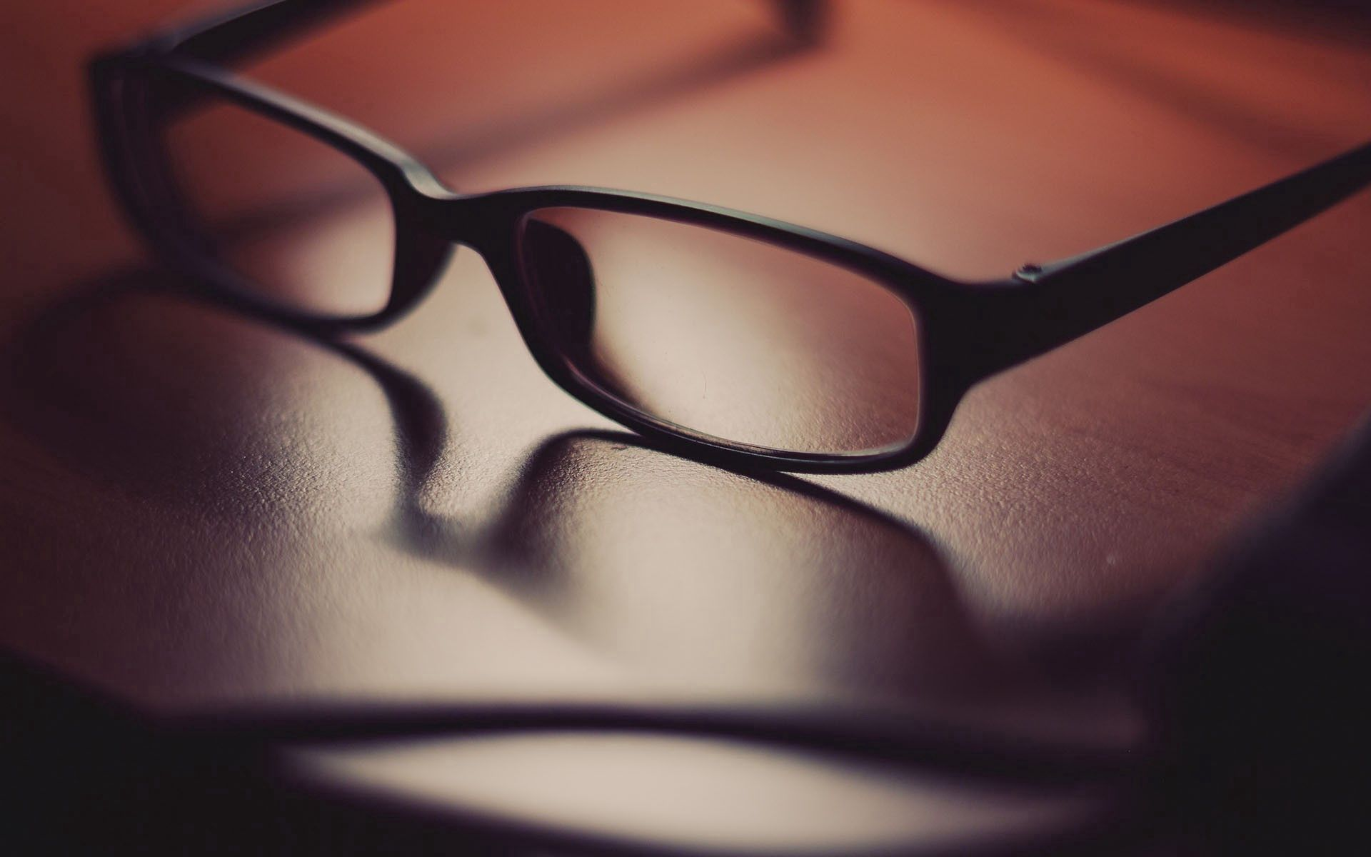86143 download wallpaper Miscellanea, Miscellaneous, Glasses, Spectacles, Surface, Shadow, Glass, Lenses, Frame, Setting screensavers and pictures for free