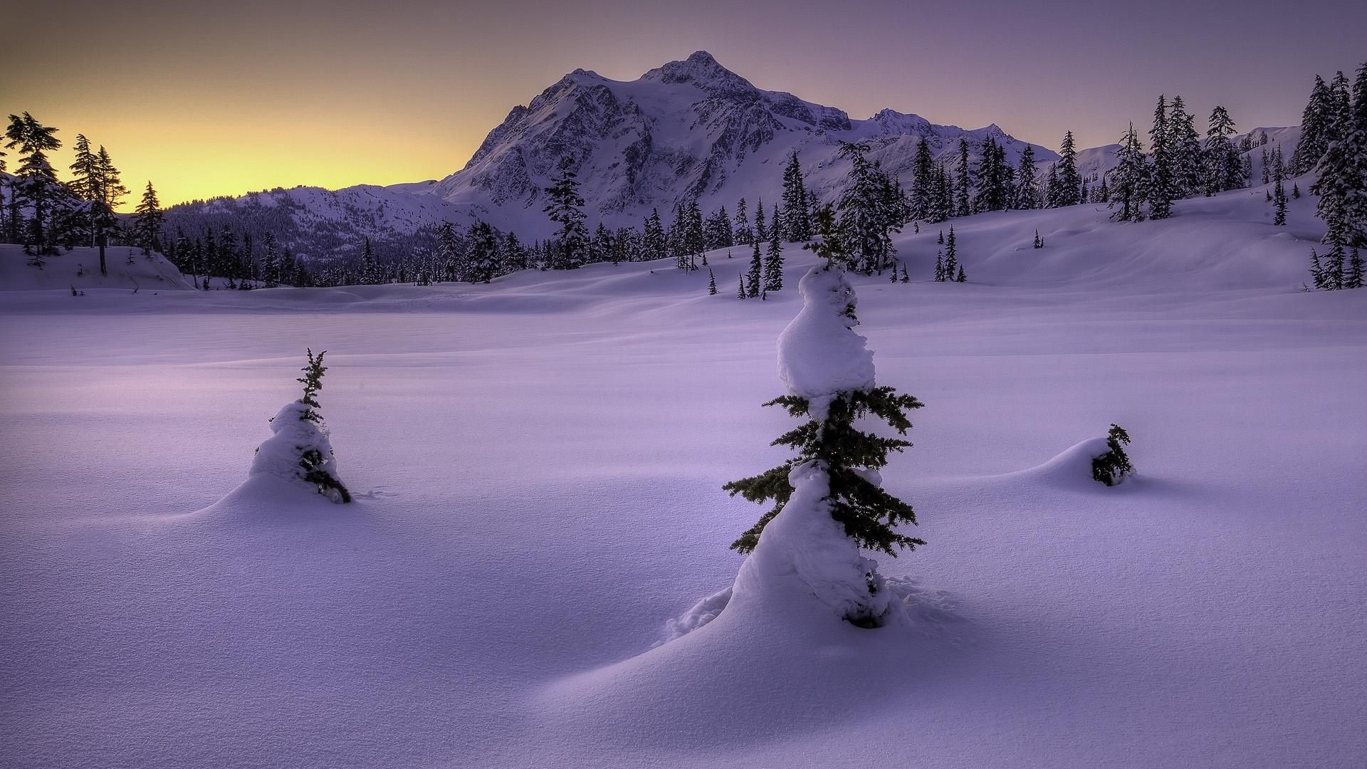 49892 télécharger le fond d'écran Paysage, Nature, Montagnes, Neige - économiseurs d'écran et images gratuitement
