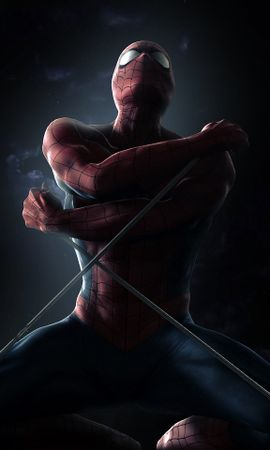12833 download wallpaper Cinema, Spider Man screensavers and pictures for free