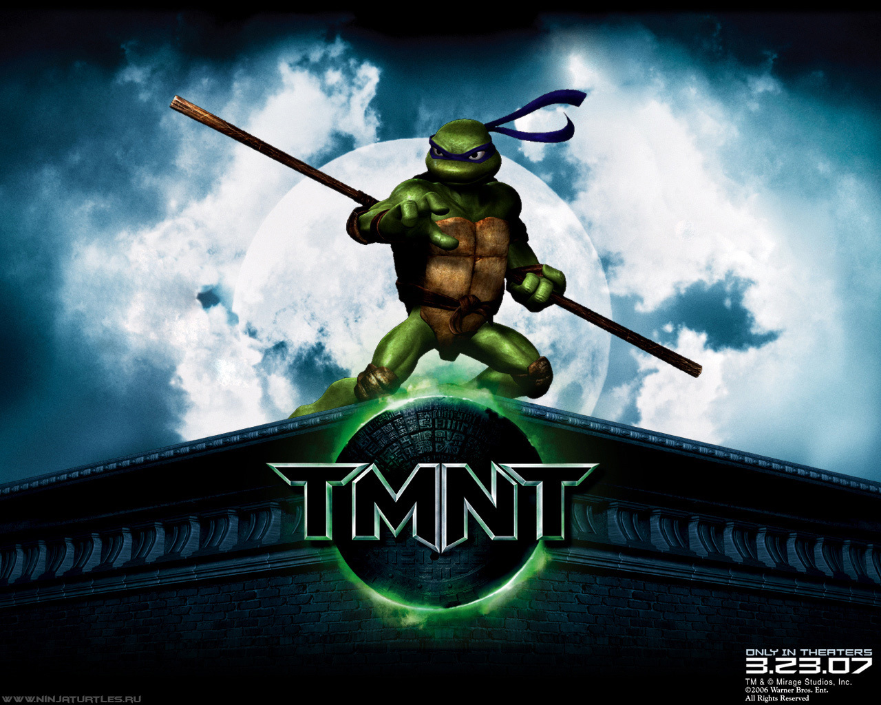 12158 download wallpaper Cartoon, Tmnt screensavers and pictures for free