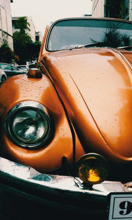 106053 Screensavers and Wallpapers Volkswagen for phone. Download Cars, Volkswagen, Volkswagen Beetle, Retro, Auto, Classic pictures for free