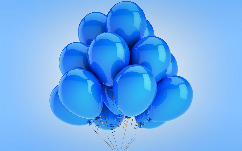 117239 скачать обои Разное, Праздник, Торжество, Синий, Воздушные Шары - заставки и картинки бесплатно
