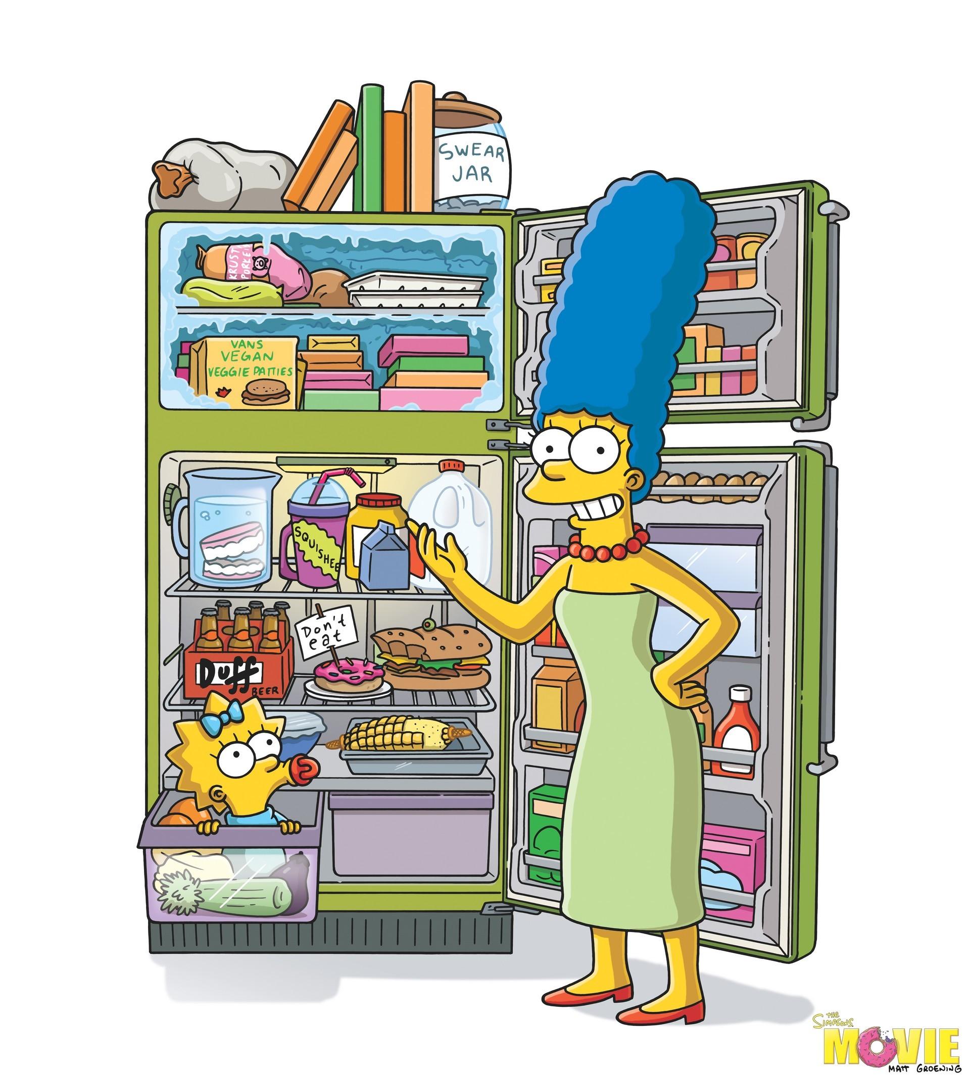 21633 скачать обои Мультфильмы, Симпсоны (The Simpsons) - заставки и картинки бесплатно