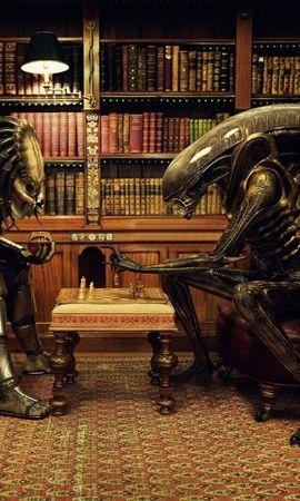 38638 скачать обои Кино, Чужой Против Хищника (Avp: Alien Vs. Predator) - заставки и картинки бесплатно