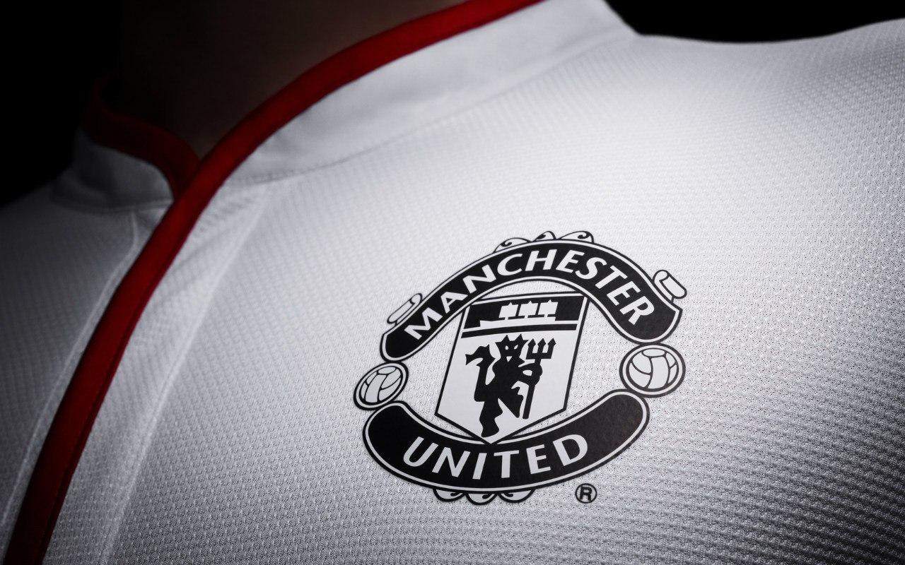 18534 скачать обои Спорт, Фон, Логотипы, Футбол, Манчеcтер Юнайтед (Manchester United) - заставки и картинки бесплатно