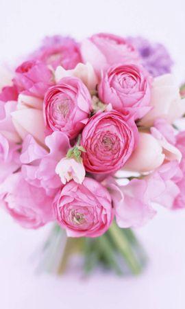 36767 скачать обои Растения, Цветы, Розы, Букеты - заставки и картинки бесплатно