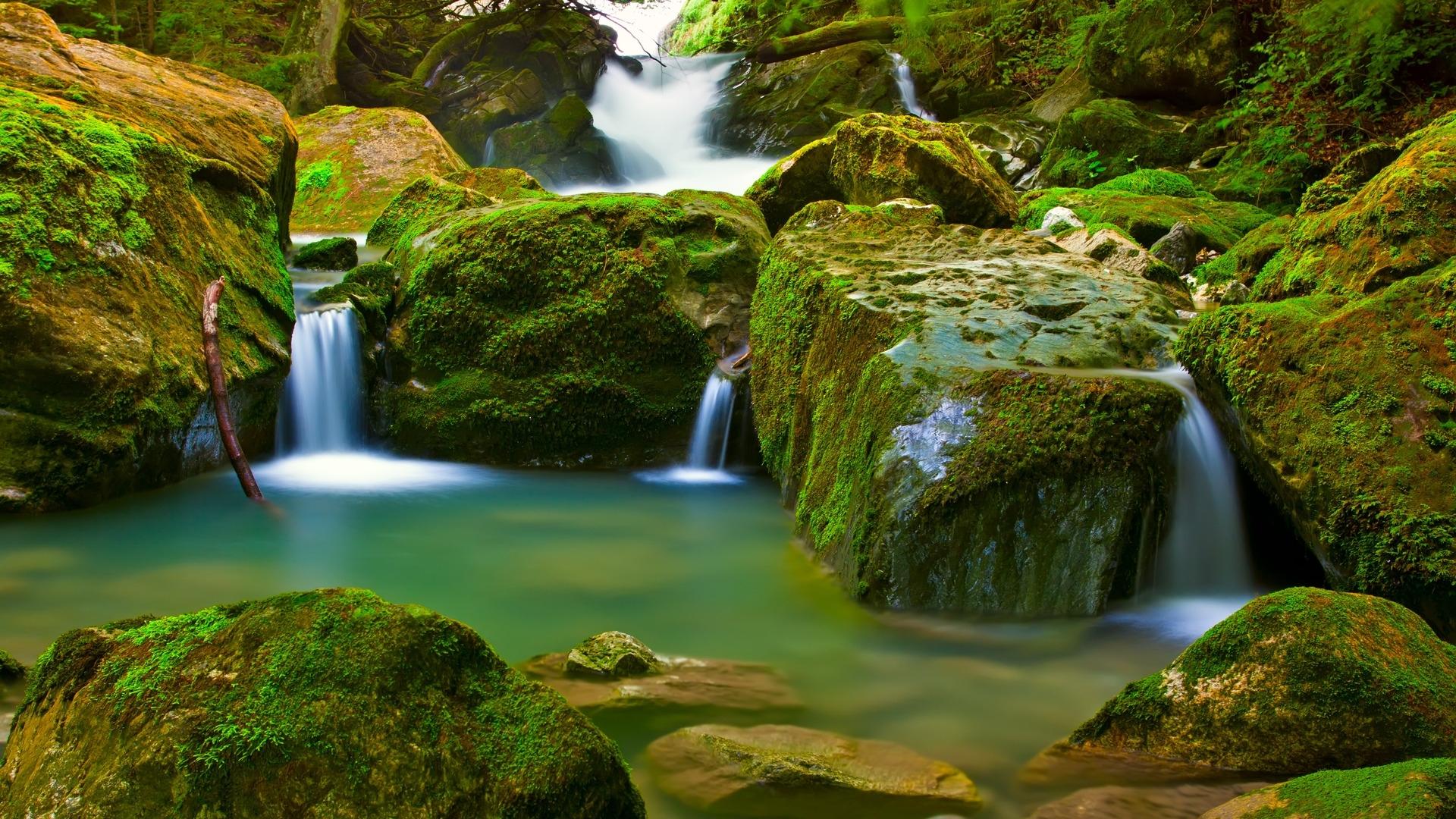 29497 скачать обои Пейзаж, Водопады - заставки и картинки бесплатно
