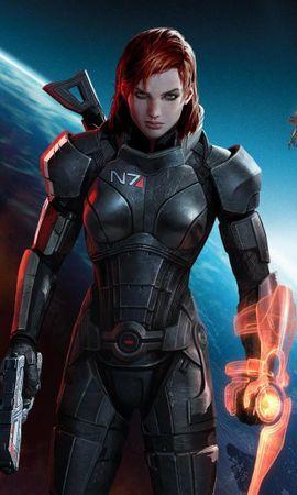 20848 télécharger le fond d'écran Jeux, Mass Effect - économiseurs d'écran et images gratuitement