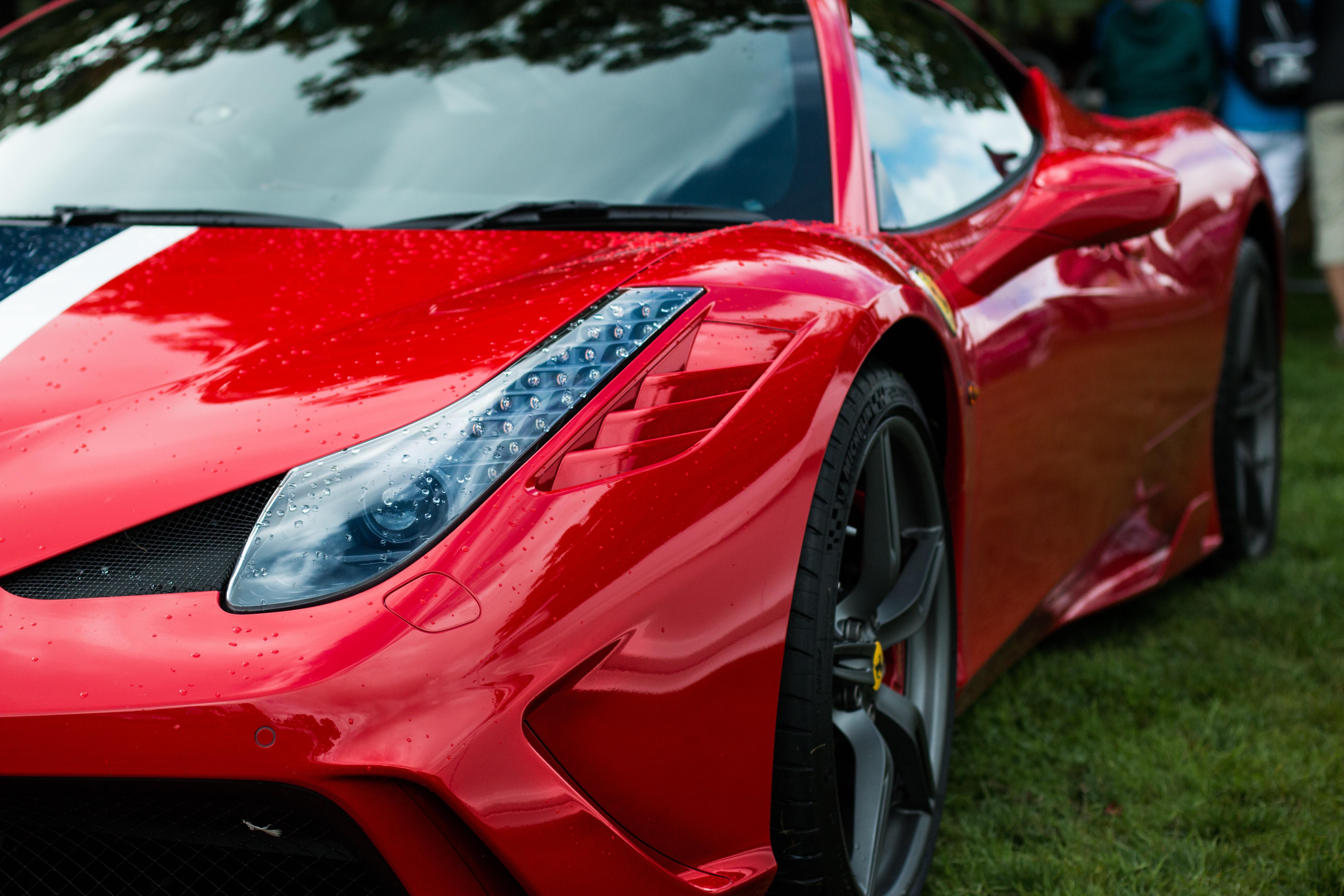 85622 Hintergrundbild herunterladen Sport, Ferrari, Cars, Sportwagen, Scheinwerfer, Rad, Supersportwagen, Ferrari 458 Speciale, Ferrari 458 Spezial - Bildschirmschoner und Bilder kostenlos