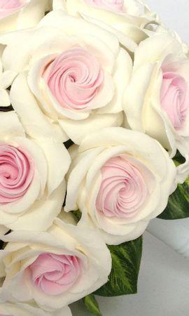22797 скачать обои Праздники, Растения, Цветы, Розы, Букеты, Свадьба - заставки и картинки бесплатно