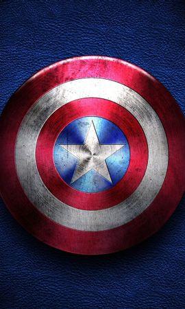 17692 télécharger le fond d'écran Cinéma, Contexte, Logos, Captain America - économiseurs d'écran et images gratuitement