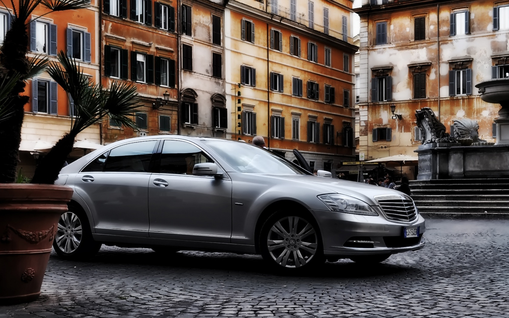 48160 скачать обои Транспорт, Машины, Мерседес (Mercedes) - заставки и картинки бесплатно