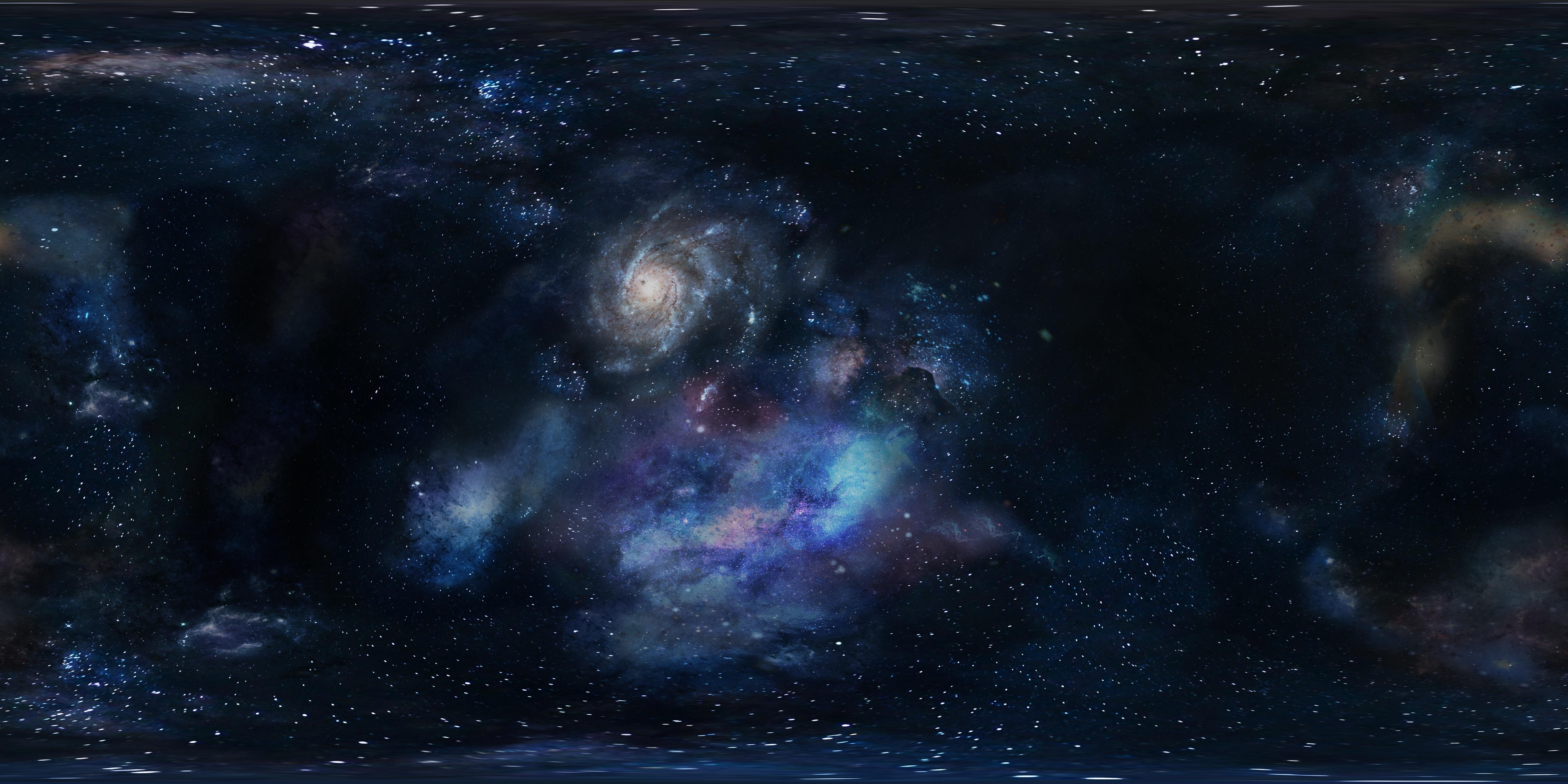65850 Hintergrundbild herunterladen Universum, Sterne, Galaxis, Galaxy, Platz, Raum - Bildschirmschoner und Bilder kostenlos