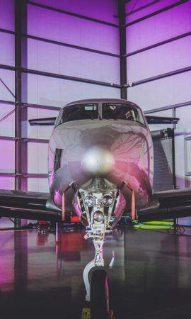 107558 descargar fondo de pantalla Miscelánea, Misceláneo, Avión, Vista Frontal, Aeronave, Transporte: protectores de pantalla e imágenes gratis