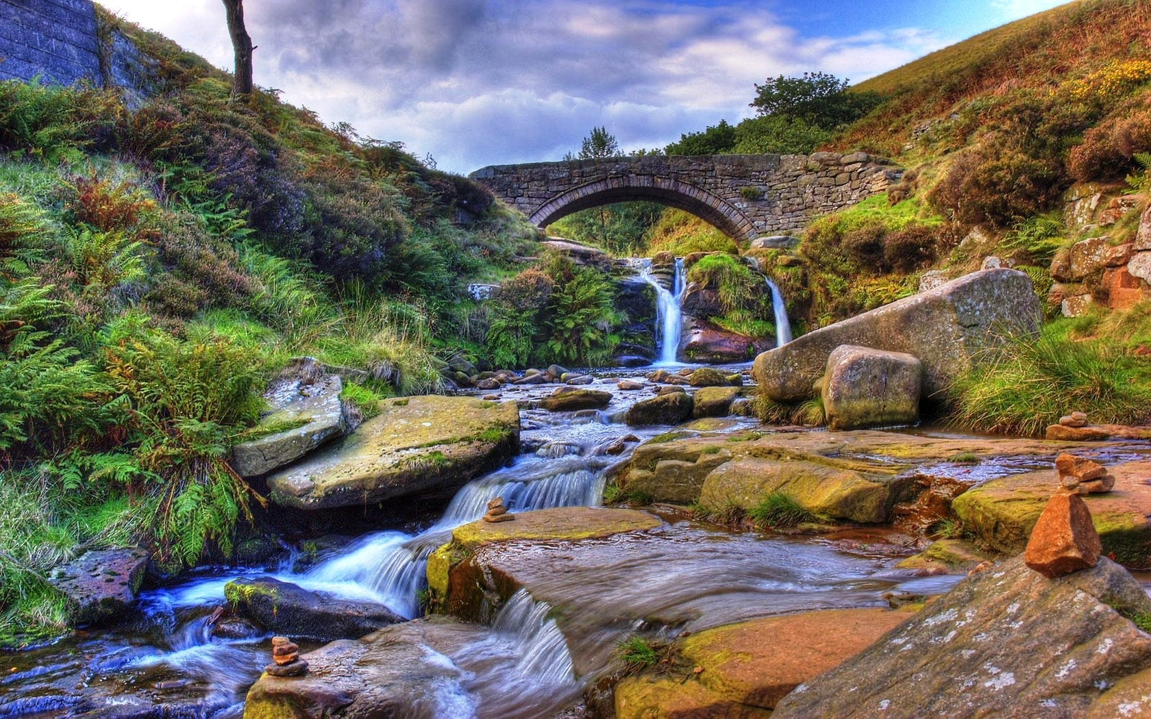45208 download wallpaper Landscape, Nature, Waterfalls screensavers and pictures for free