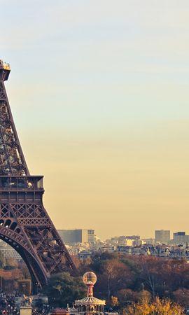 20701 baixar papel de parede Paisagem, Cidades, Arquitetura, Paris, Torre Eiffel - protetores de tela e imagens gratuitamente