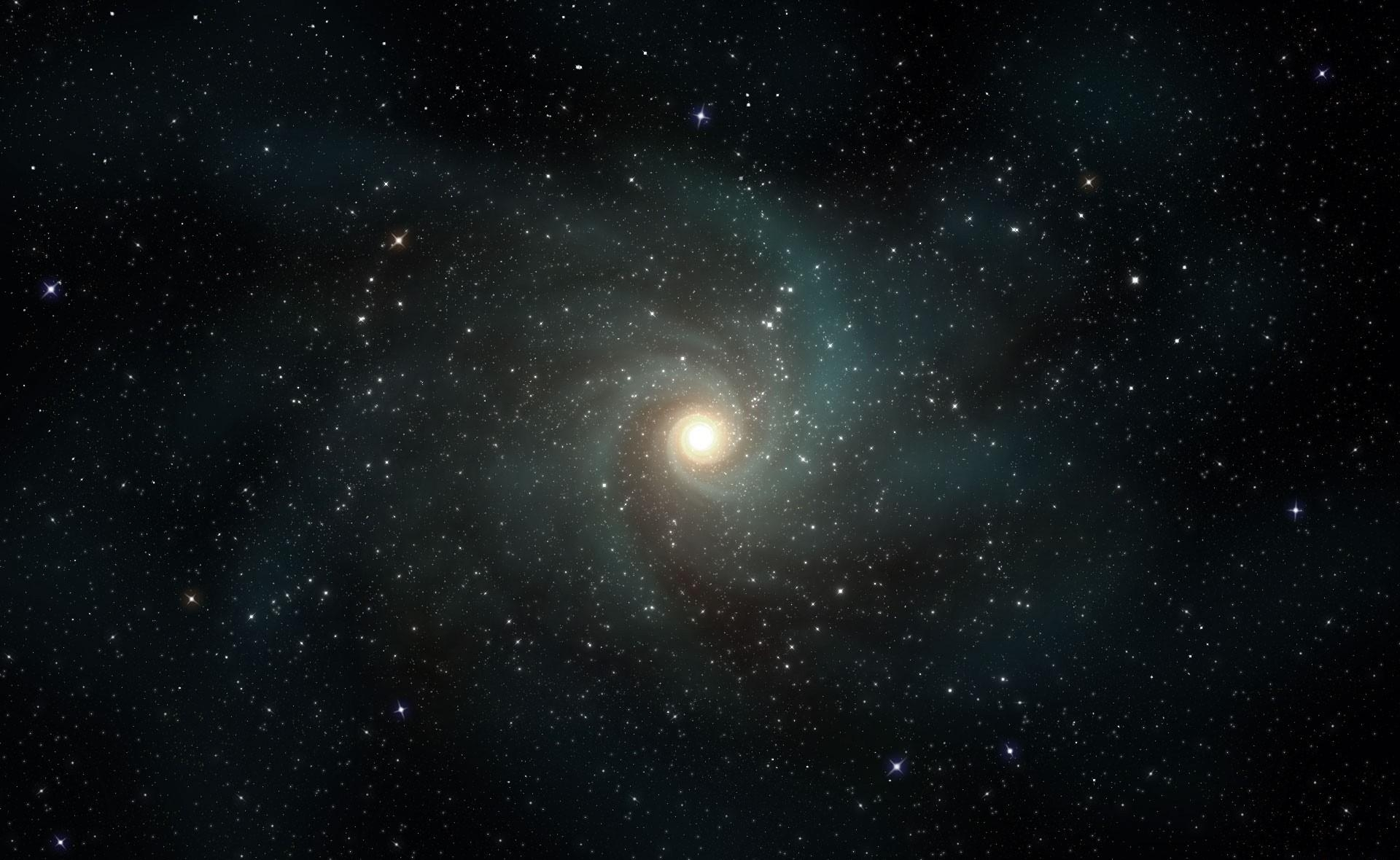 129664 download wallpaper Galaxy, Rotation, Universe, Stars screensavers and pictures for free