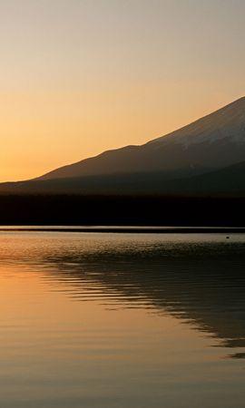 8829 скачать обои Пейзаж, Закат, Горы, Солнце, Озера - заставки и картинки бесплатно