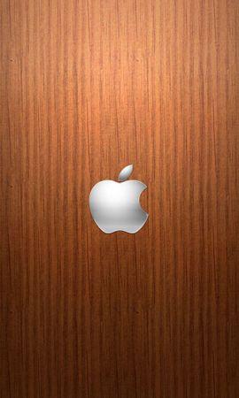 10341 скачать обои Бренды, Логотипы, Apple - заставки и картинки бесплатно