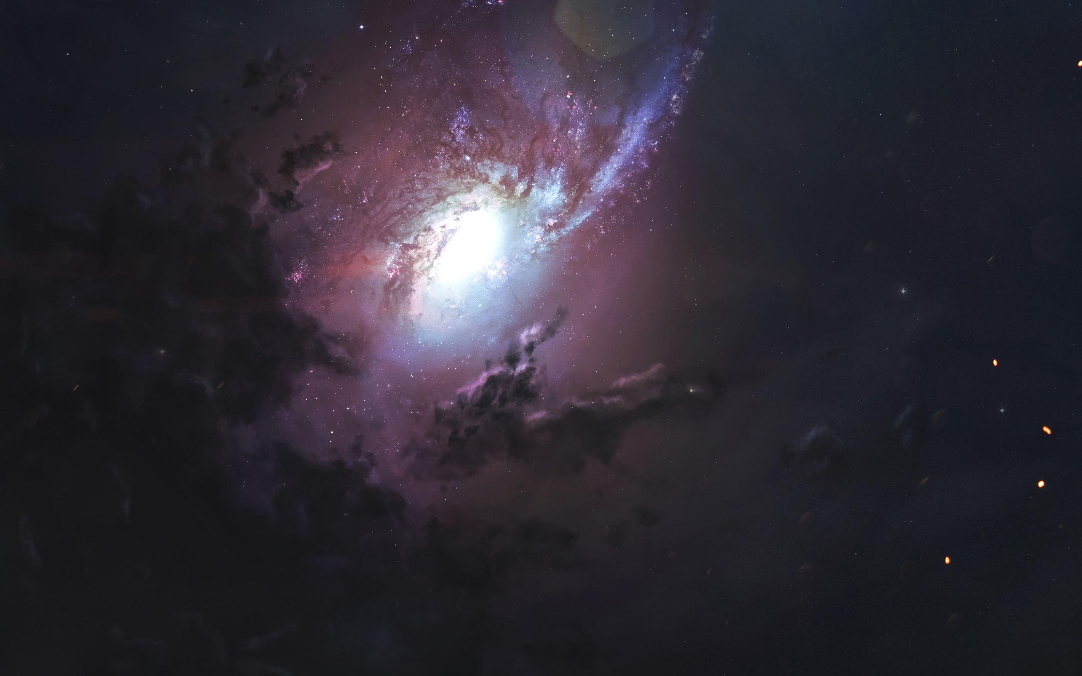 62980 Hintergrundbild 1024x768 kostenlos auf deinem Handy, lade Bilder Universum, Sterne, Schein, Nebel, Galaxis, Galaxy 1024x768 auf dein Handy herunter