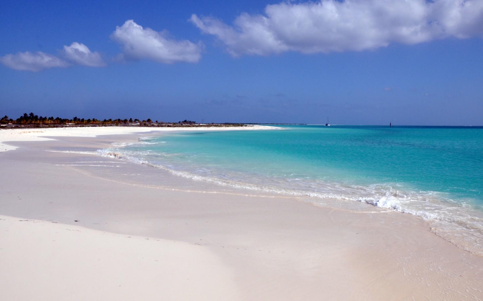 24785 скачать обои Пейзаж, Море, Облака, Пляж - заставки и картинки бесплатно