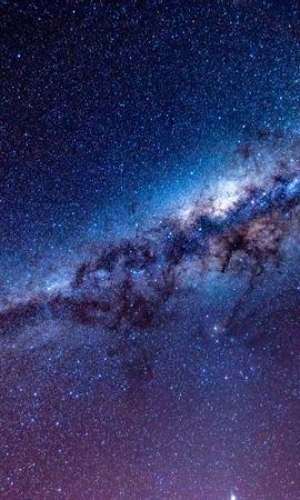 123524壁紙のダウンロード天の川, 星空, 宇宙, 輝き, 輝く, スター-スクリーンセーバーと写真を無料で