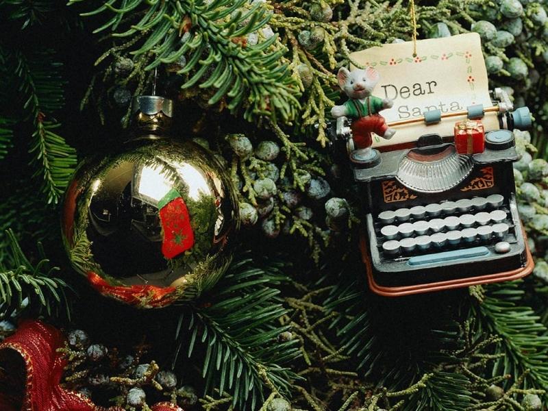 43214 скачать обои Праздники, Новый Год (New Year), Объекты - заставки и картинки бесплатно