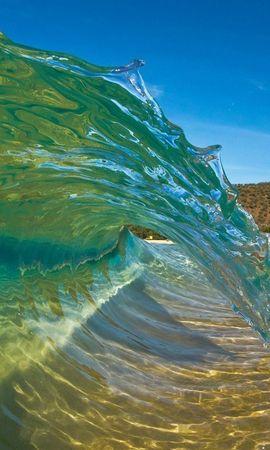 15617 скачать обои Вода, Фон, Море, Волны - заставки и картинки бесплатно