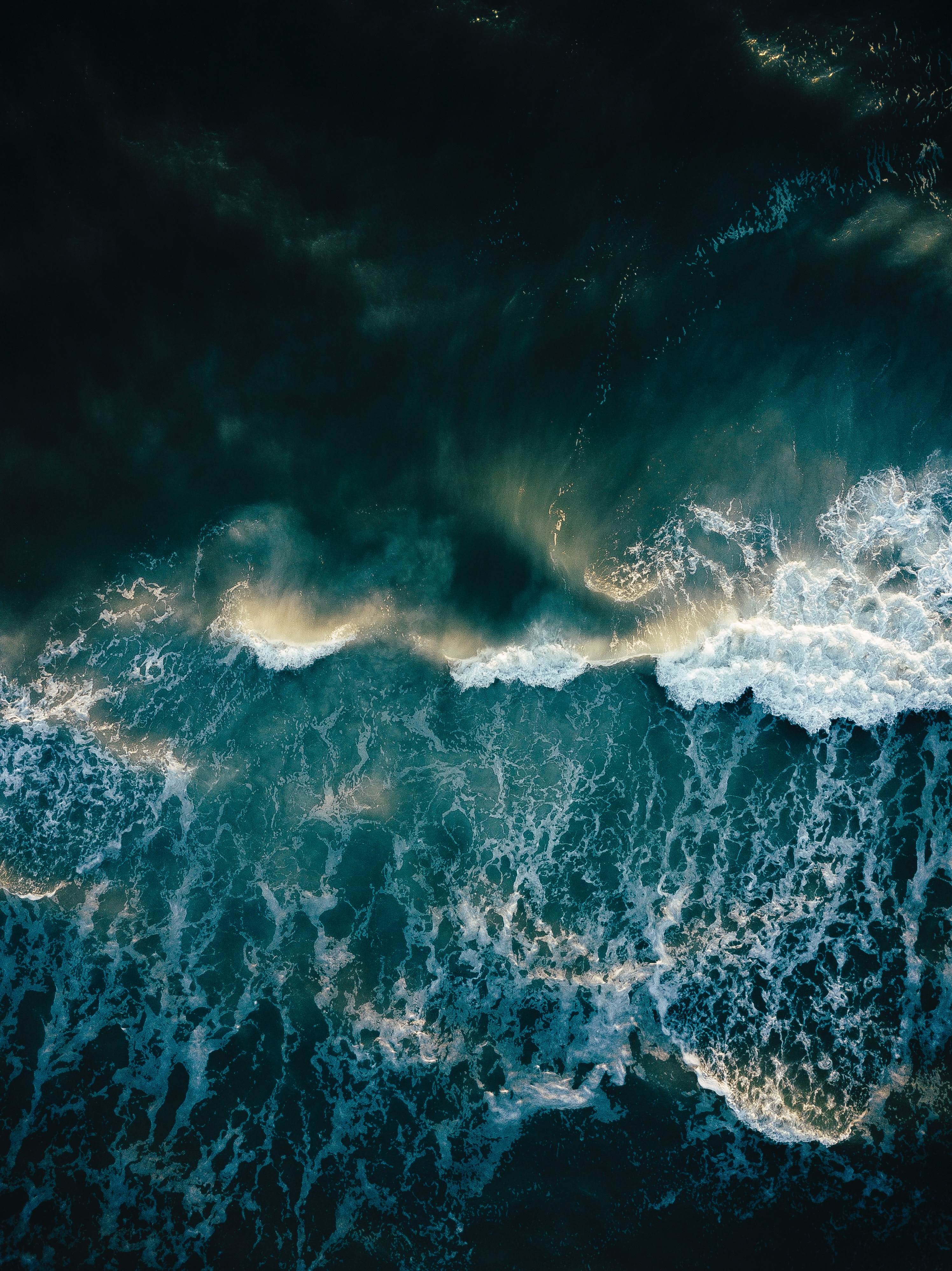82472 Screensavers and Wallpapers Ocean for phone. Download Ocean, Nature, Waves, Foam, Surf pictures for free