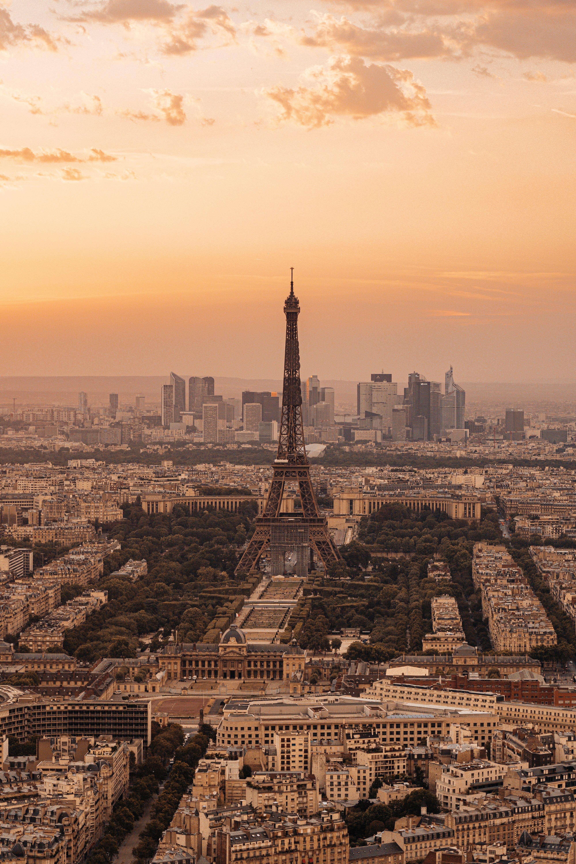 55555 télécharger le fond d'écran Imeuble, Bâtiment, Ville, France, L'architecture, Villes, Tour Eiffel - économiseurs d'écran et images gratuitement