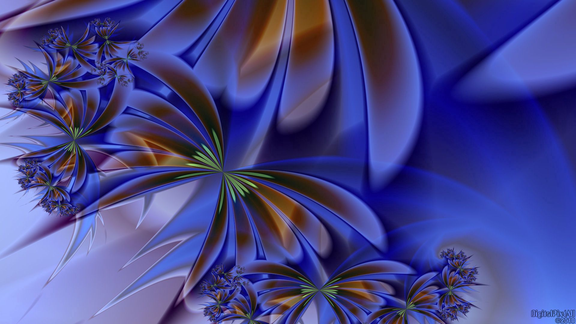 74544 скачать обои Цвет, Абстракция, Фон, Цветы, Узоры - заставки и картинки бесплатно