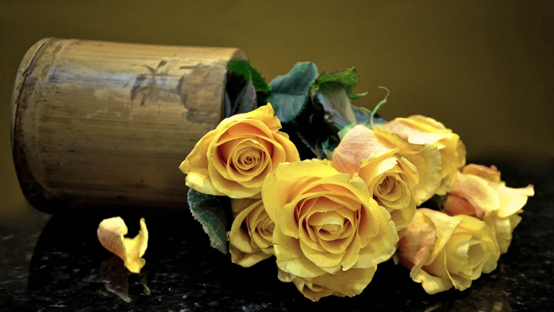 92293 Hintergrundbild herunterladen Blumen, Roses, Strauß, Bouquet - Bildschirmschoner und Bilder kostenlos