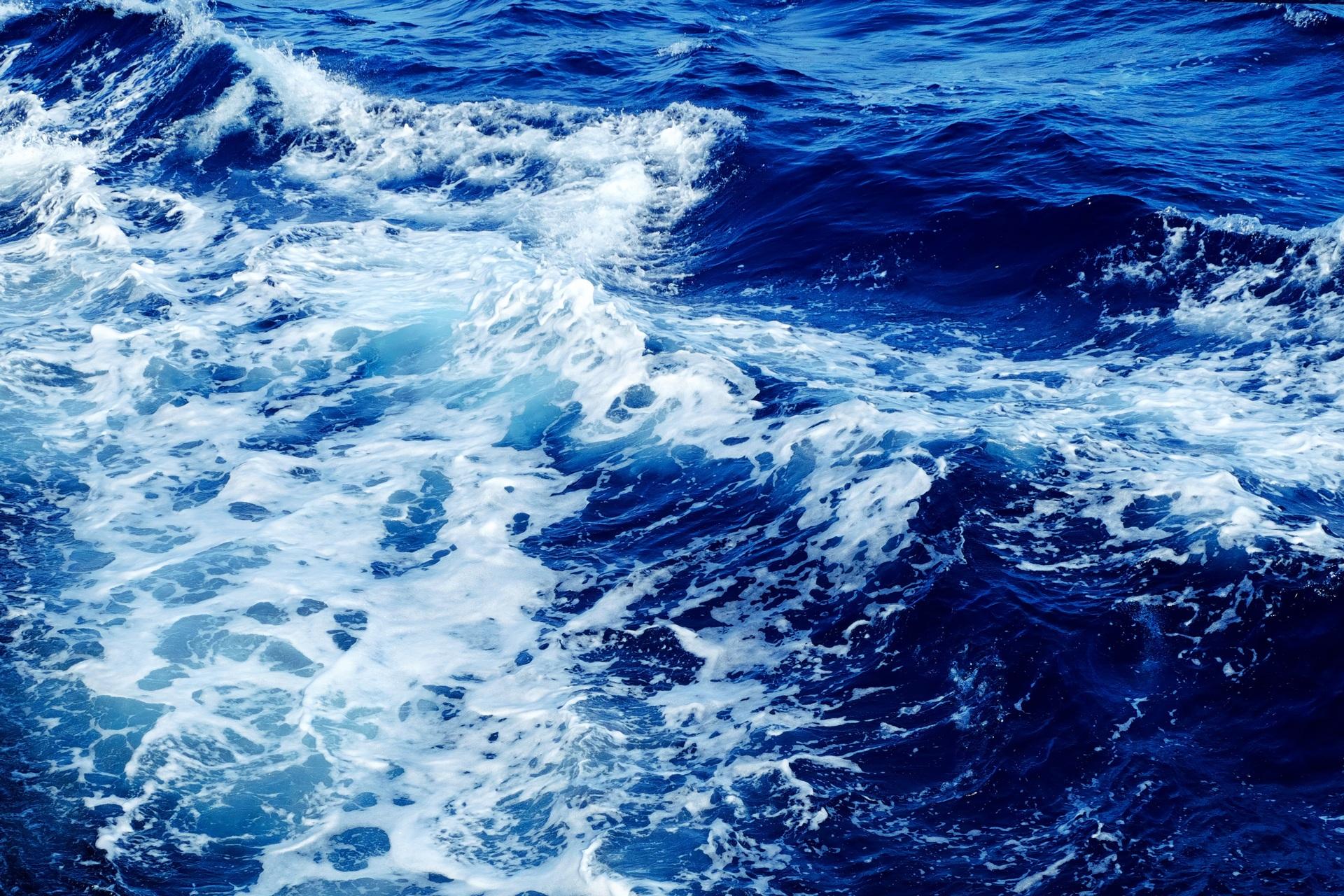 106751 Заставки и Обои Волны на телефон. Скачать Природа, Море, Пена, Волны картинки бесплатно